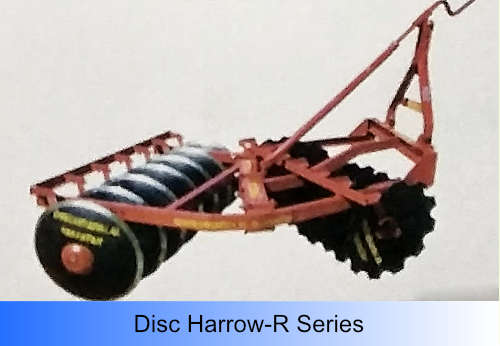 Disc Harrow-R Series
