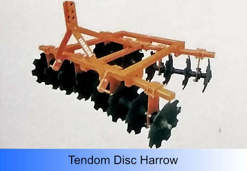 Tendom Disc Harrow